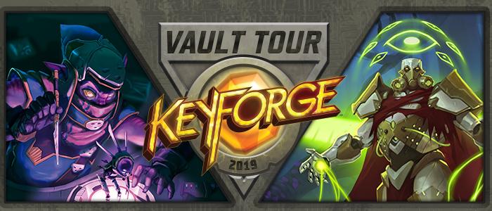 KeyForge Vault Tour