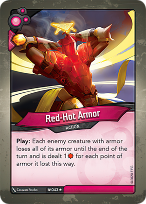 Red-Hot Armor