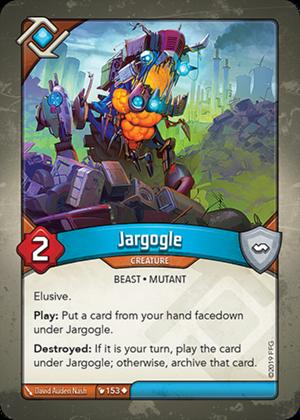 Jargogle