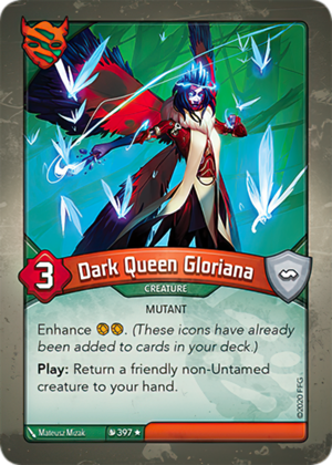 Dark Queen Gloriana
