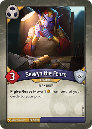Selwyn the Fence