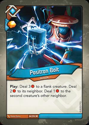 Positron Bolt